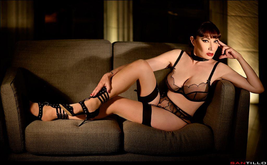 bondage and erotic massage with Madame Nicole